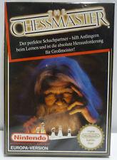 THE CHESSMASTER - NINTENDO NES VERSION PAL B BOXED