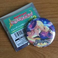 BanG Dream Button Badge Fujikyu Highland 2020 A Morfonica Toko Kirigaya