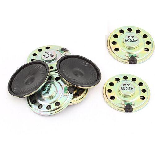 1PCS 8Ω 0.5W Small Trumpet 50mm Diameter Loudspeaker Loud Speaker