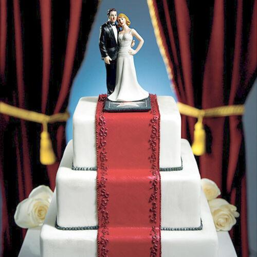 Tortenfigur Stars For A Day Tortenaufsatz Tortendeko Hochzeitstorte Hochzeit
