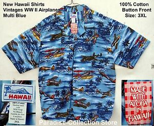 946a050fb1fe34 Image is loading NEW-HAWAII-ALOHA-SHIRT-VINTAGES-PATRIOTIC-WORLD-WAR-