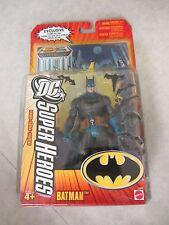 DC Super Heroes ~ Batman Action Figure ~ S3 Select Sculpt Series ~ 2006 Mattel