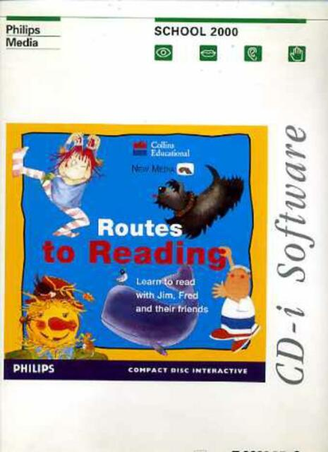 Routes to Reading, Phillips