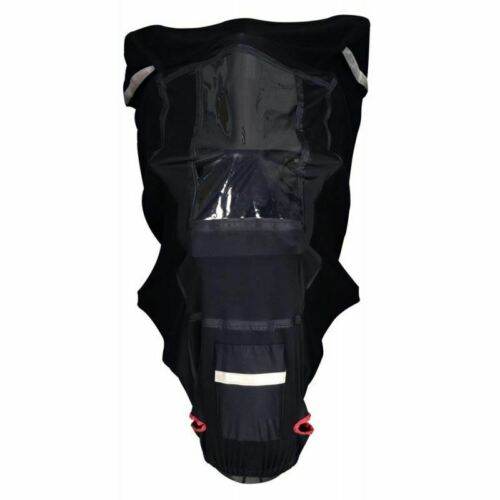 BMW R1200RT Oxford Protex Stretch Waterproof Motorbike Bike Cover Black