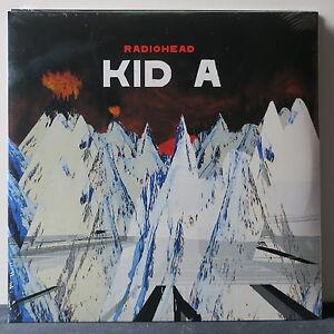 RADIOHEAD-039-Kid-A-039-Gatefold-Vinyl-2LP-NEW-SEALED