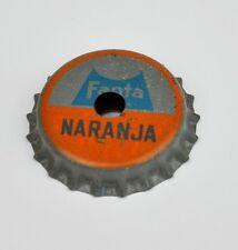 Coca-Cola Fanta Naranja Kronkorken Pfeife USA Mexico Bottle cap whistle 1960er