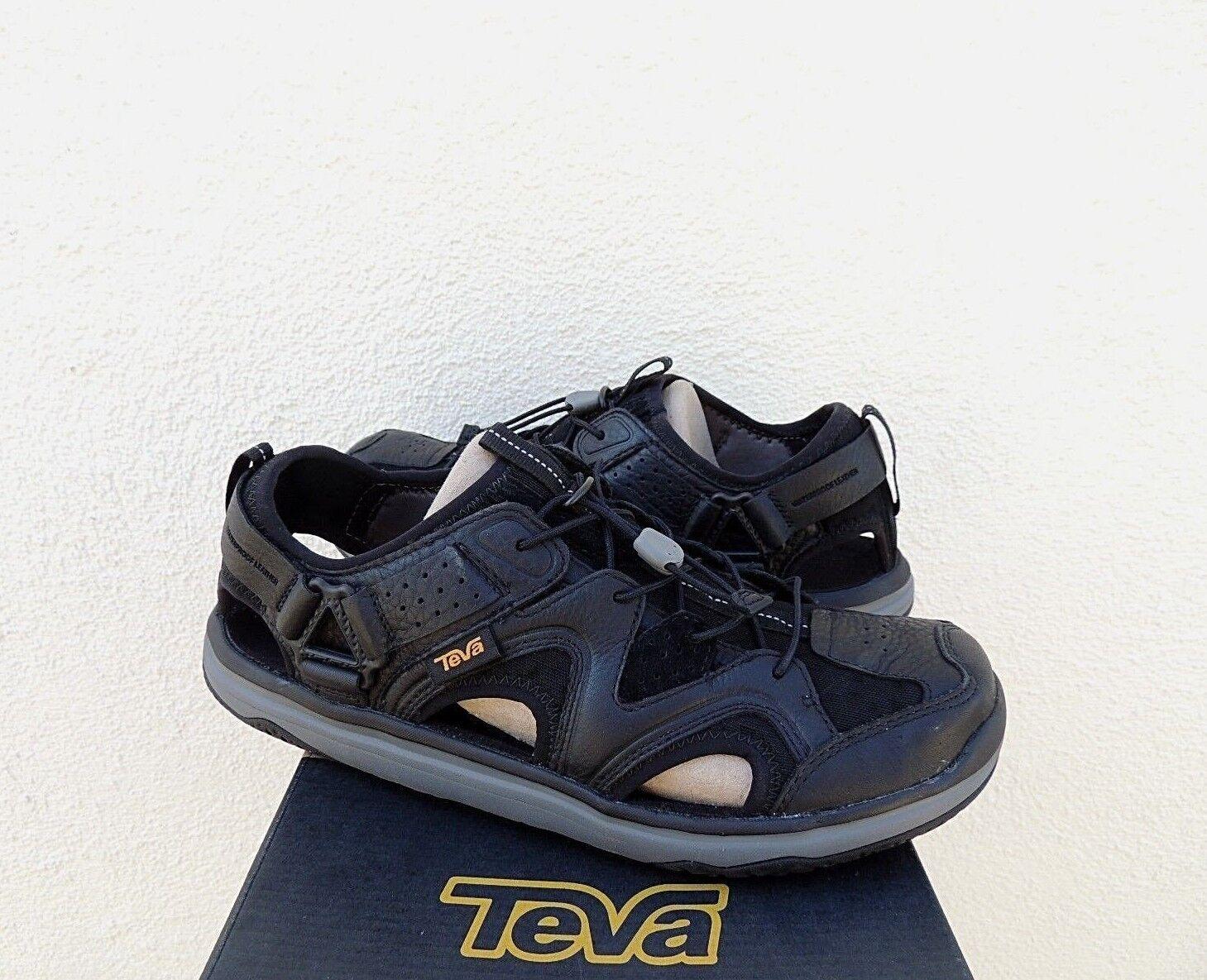 Teva Terra Flotador de viaje de cuero WP Encaje Zapatos Sandalias, Hombres EE. UU. 9.5 42.5 euros  Nuevo
