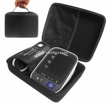 Zipper Hard Case for Omron 10 Series Wireless Upper Arm Blood Pressure Monitor