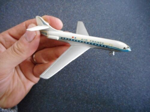 Avion CIJ 1/300 ancien SE 210 Caravelle AIR FRANCE 1/300