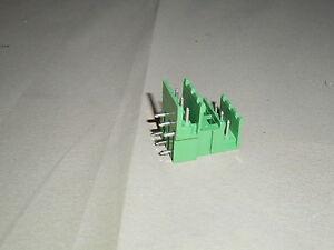 NIB PHOENIX CONTACT 1758681 MSTBVA 2.5/10-G-5.08 BK combicon header Overig Elektrische en testapparatuur