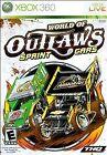 World of Outlaws: Sprint Cars (Microsoft Xbox 360, 2010)