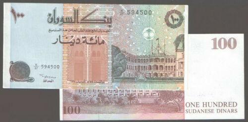 SUDAN,P55,100-DINAR,1994,UNC