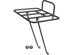 Sporting Goods Other Cycling Adept Truss Porter Rack Front Carrier Caf02400 Black Bracing Up The Whole System And Strengthening It