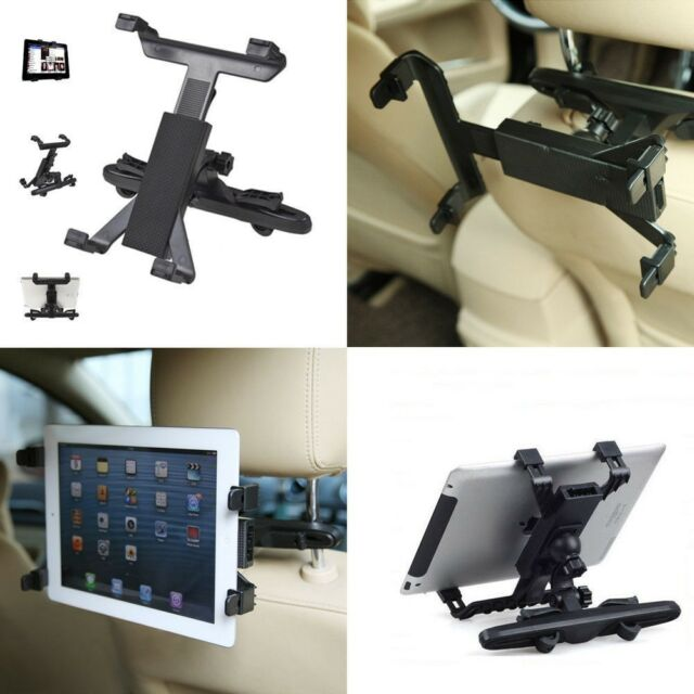 Universal Car Back Seat Headrest Mount Holder For iPad 2/3/4/5 Tablet Galaxy New