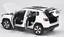 1//18 GAC Fiat original manufacturer Jeep COMPASS car alloy model  3 color
