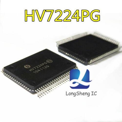 5PCS HV7224PG PQFP-64 NEW