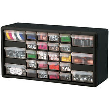26-Drawer Cabinet Garage Small Part Nuts Bolts Storage Teacher Toolbox Organizer