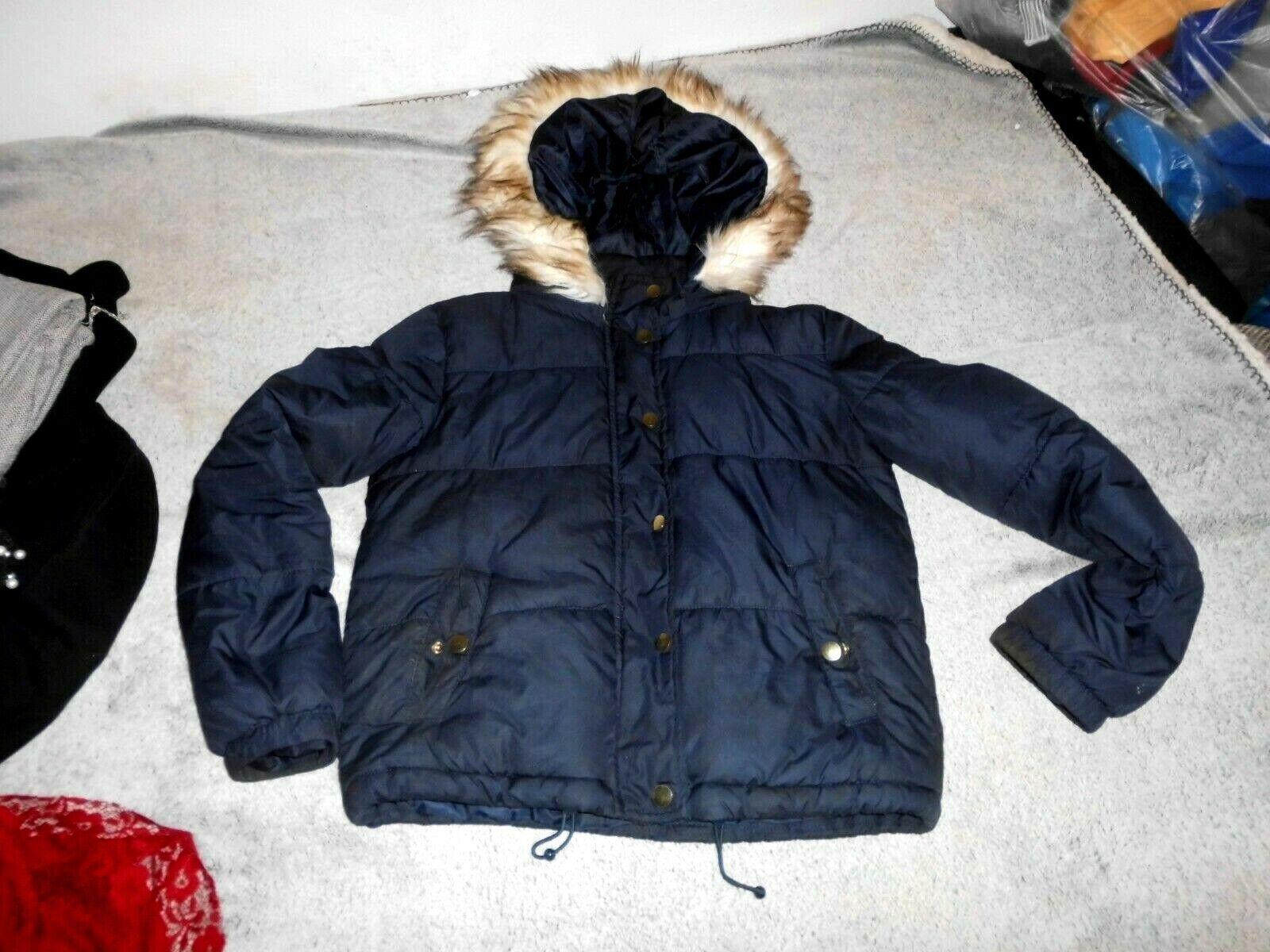 20 teil. Bekleidungspaket Mädchen Damen Gr. S 36 mit Warmer Winter Jacke