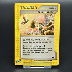 120/144 Relic Hunter Skyridge Pokemon Cards Near Mint WOTC