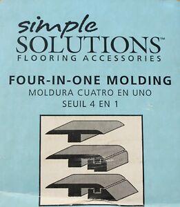 Laminate Floor Molding, Simple Solutions Laminate Flooring