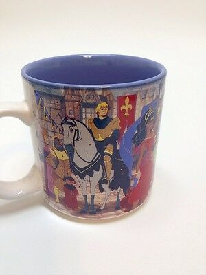Disney Hunchback Of Notre Dame Coffee Mug Cup
