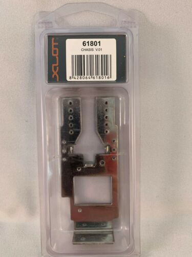 61801 XLOT ALUMINIUM SLOT CAR CHASSIS V.01