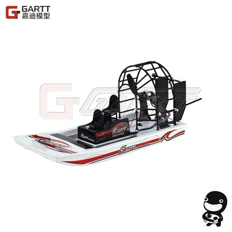 De alta velocidad velocidad velocidad Swamp Dawg bote de aire control de radio partes del cuerpo de motor de dirección no Eléctrico Turbo  de moda