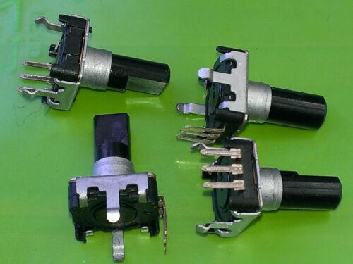 m1577 2 pièces codeur pec12-4120f-n012 20mm shaft 12ppr 12 Detents no switch