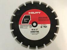 Hilti Ds B 12 X 0125 X 1 20mm Sandstone Blade 333671 New