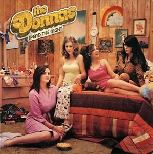 The-Donnas-Spend-The-Night-Expanded-Edition-Jewel-Case-CD