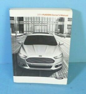 17 2017 Ford Fusion owners manual with Navigation//SYNC