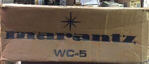 Marantz-Receiver-Wood-Cabinet-CASE-NEW-IN-BOX-WC-5-Marantz-26