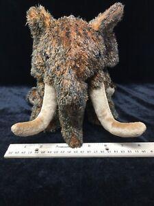 TY Tysilk Beanie Buddy Buddies COLOSSO Mammoth Stuffed Plush 2002