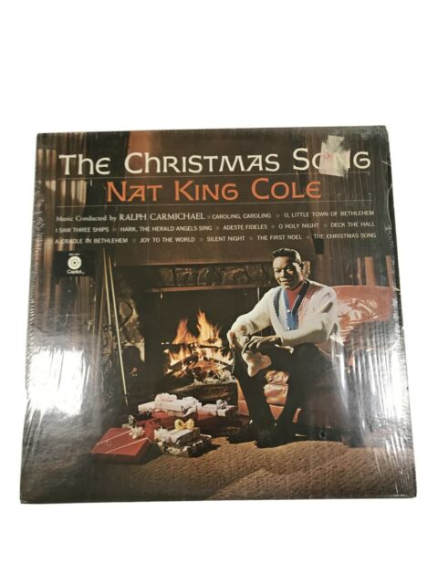 nat king cole the christmas song lp Vinyl Record   eBay