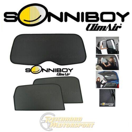 ClimAir Sonniboy für Opel Mokka Sonnenschutz Insektenschutz Sichtschutz