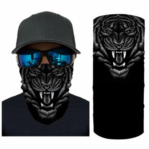 Balaclava Scarf Bandana Head Face Neck Gaiter Snood Headband Headwear Cycling
