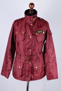 8751390fd7d67 Image is loading Barbour-Rainbow-International-Bright-Brass-Jacket-Size-M-