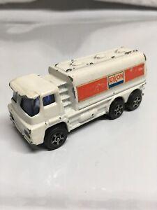 Corgi-Juniors-Exxon-Guy-Tanker-Made-In-Great-Britain-White-Made-in-Great-Britain