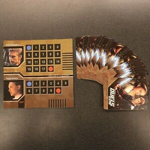 Star-Wars-Epic-Duels-Board-Game-Anakin-Replacement-Character-amp-Deck-of-31-Cards