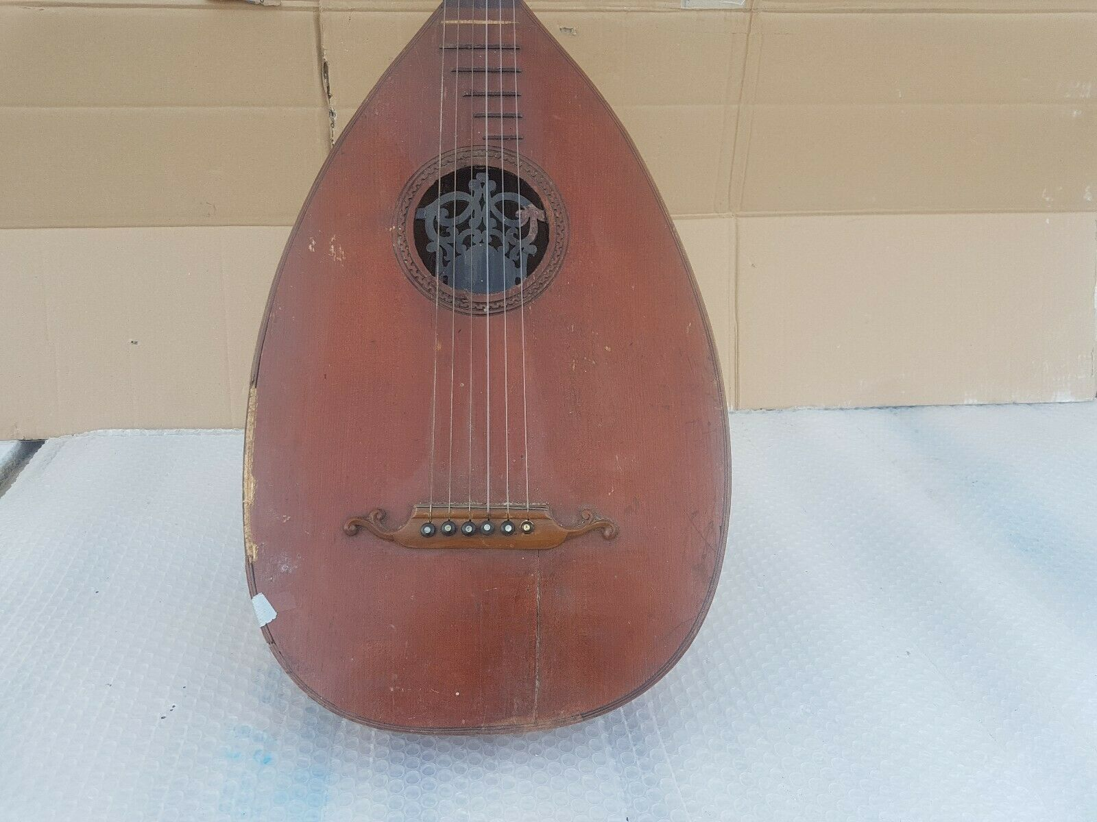 GUITAR LUTE - made in GERMANY
