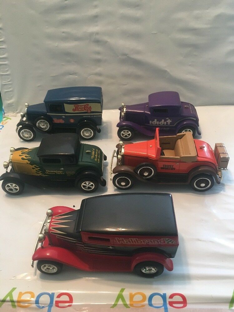 Coin Bank  Ford Model A Liberty Classics Limited Edition (5)