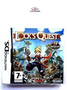 Lock-s-Quest-Nintendo-DS-PAL-SPA-Precintado-Videojuego-Nuevo-New-Sealed-Retro