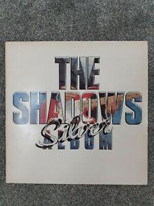 The-Shadows-Silver-Album-TELLY-22-2-Vinyl-LP-Compilation