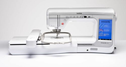 Brother  Innovis V5 Sewing Quilting /& Embroidery Machine Interest Free Credit