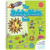 The Shrinky Dinks Book Fun Educational Kids Klutz Activity Book & Kit