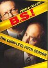 Penn & Teller BS Complete Fifth Season DVD Region 1 US IMPORT NTSC Ver
