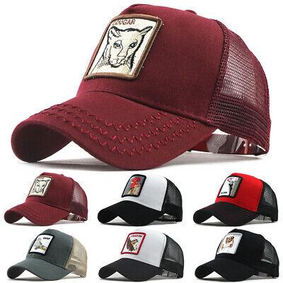 Women Men Snapback Baseball Caps Camouflage Adjustable Cap Bboy Hip Hop Hat UK