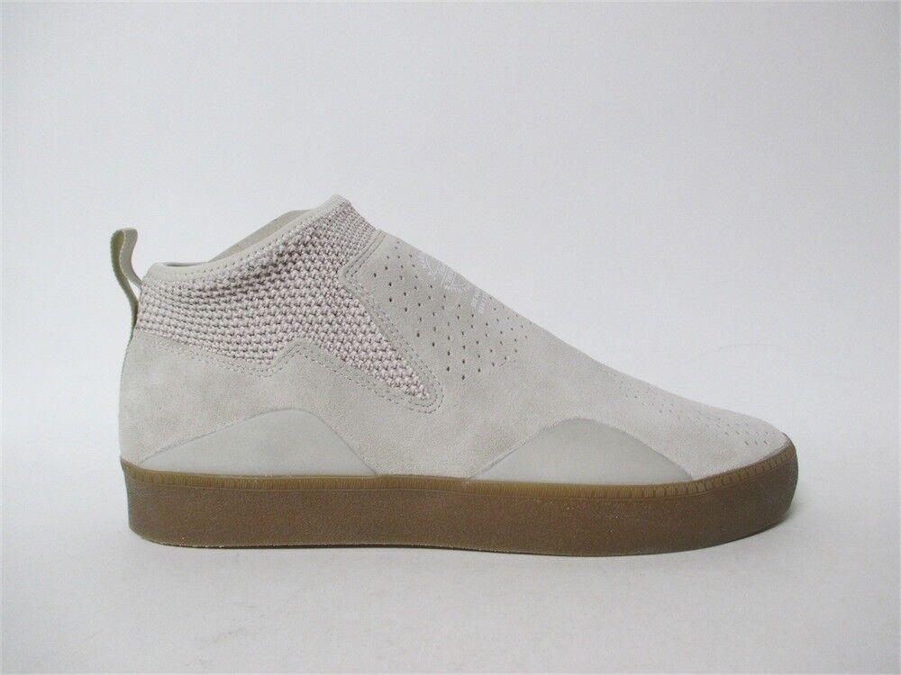 Adidas 3ST.002 Cream Brown Gum Sz 11 CQ1205