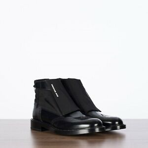 DIOR HOMME 1100$ Black Leather Boots