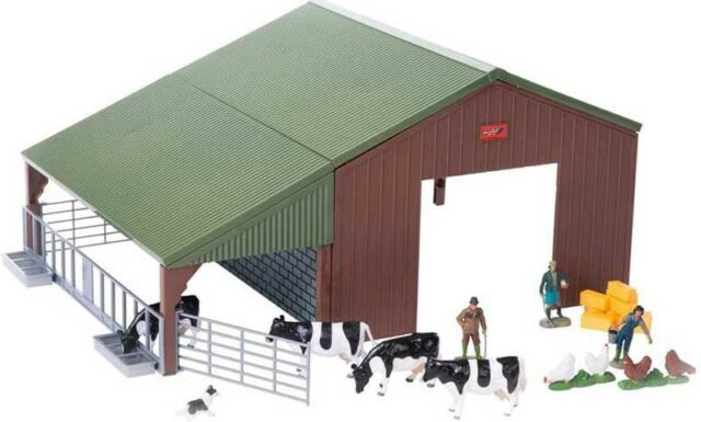 BRITAINS Farm Building set 1:32 Diecast 43139A1 Brand NEW IN BOX